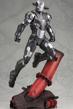 Iron Man 3 Estatua ARTFX 1/6 War Machine 39 cm