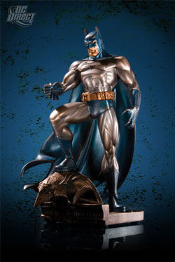BATMAN ESTATUA PATINA 17 Cm